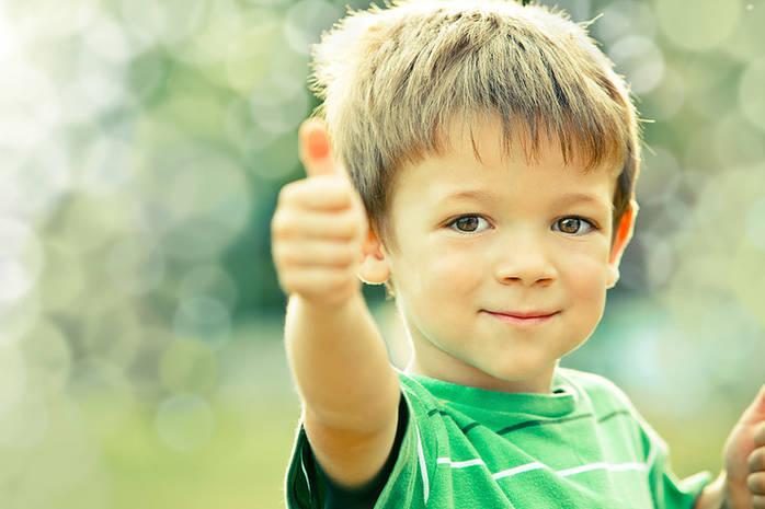 Как вырастить оптимиста