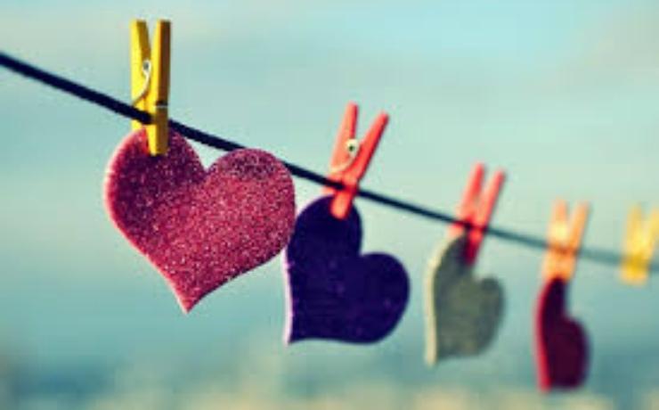 Выразить любовь 5 способов
