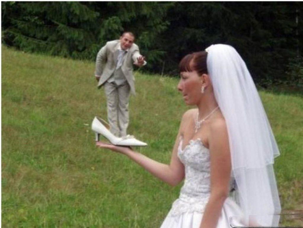 сомнения перед свадьбой у женщины