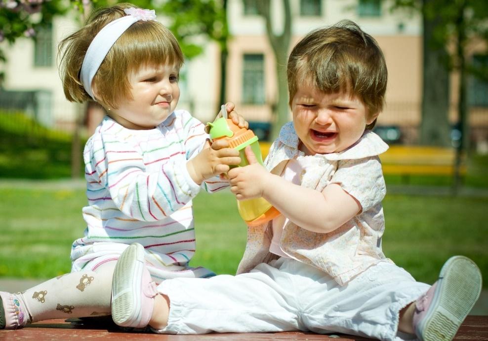 Соперничество между детьми